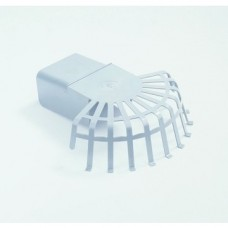 BLADVANGER U 6X10CM PVC 20021603 #