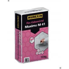 TEGELLIJM FLEXIBEL MUREXIN MAXIMO M41 13KG