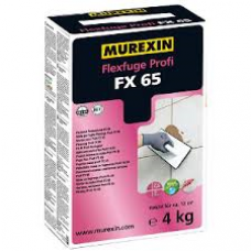 VOEGMORTEL FLEXVOEG MUREXIN WIT FX65 4KG