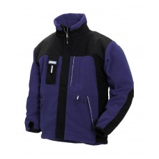 JACK FLEECE FUNCTIONAL NAVY/ZWART XL #