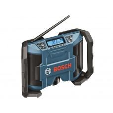 RADIO BOSCH GML 10.8 VOLT + 12 VOLT AC/DC ADAPTER #