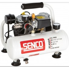 COMPRESSOR SENCO GELUIDSARM 8 BAR AC4504