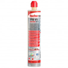 COMPOUNDMORTEL INJECTIEMORTEL FISCHER FIS VS 300ML