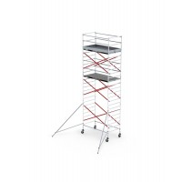 STEIGER ALTREX SHOWROOM TOWER 52 135X245CM 10.2 METER FIBERDECK #